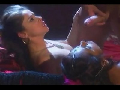 Jazmin Chaudhry Indian Fantasy Threesome-240p